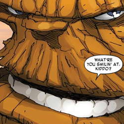 Fantastic Four Issue 605