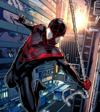 Ultimate Spider-Man Gets New Costume