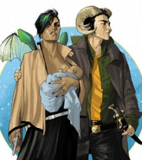 New Comics for March 14th, 2012