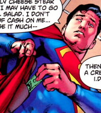 """Superman Issue 701: """"Grounded, Part 1"""""""