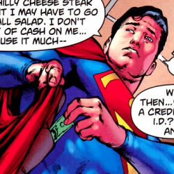 "Superman Issue 701: ""Grounded, Part 1"""