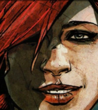 Scarlet Issue 1